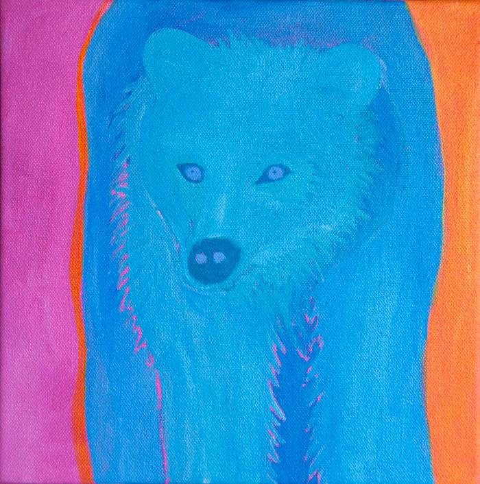 Blue Grizzly